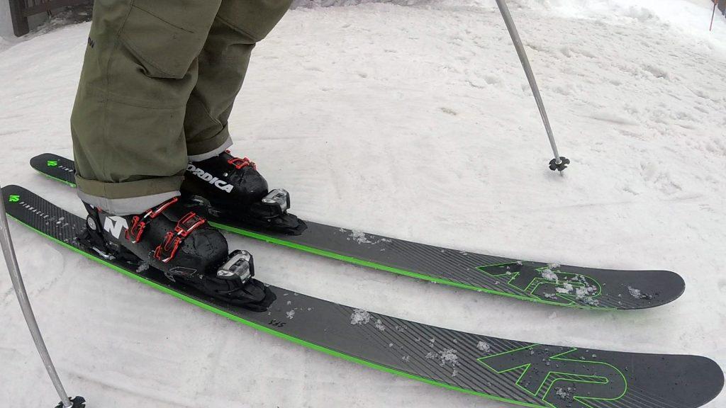 2019 K2 Pinnacle 95 Ti Skis – 2019 Ski Test f92728e05f