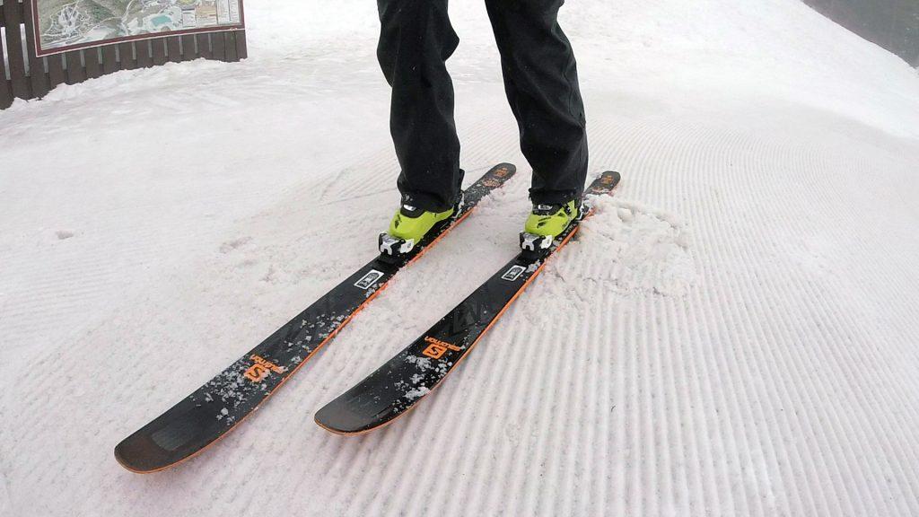 2019 Salomon QST 92 Skis – 2019 Ski Test
