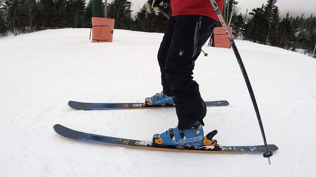 Salomon Xdr 84 Ti Ski Mens