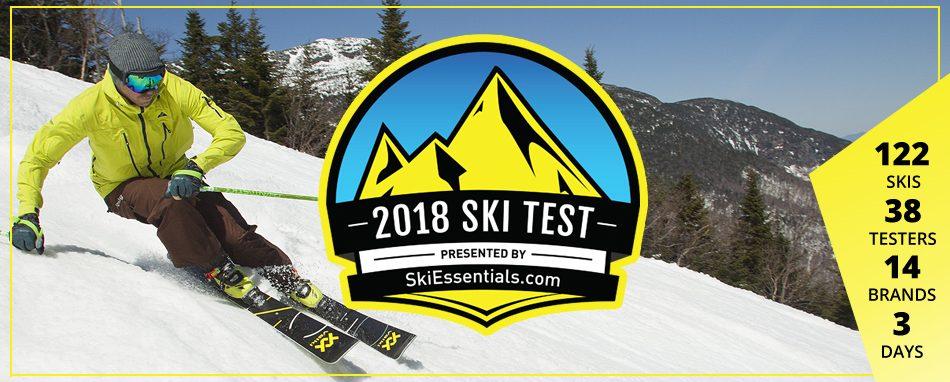 2018 SkiEssentials.com Ski Test Lead Image