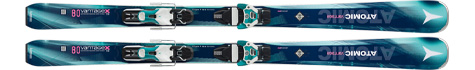 2018 Atomic Vantage X 80 Women's Skis