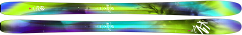 2018 K2 Fulluvit 95 Women's Skis