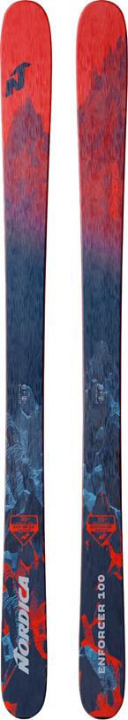 2018 Nordica Enforcer 100 Skis 2018 Ski Test