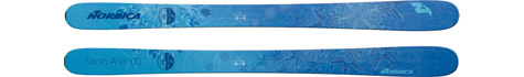 2018 Nordica Santa Ana 100 Women's Skis