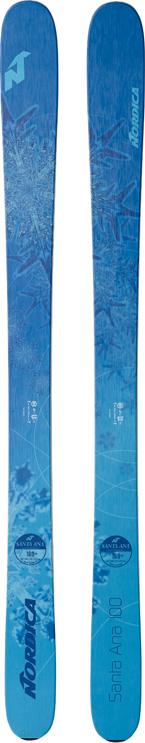2018 Nordica Santa Ana 100 Women s Skis – 2018 Ski Test 51ed4c6ba4af