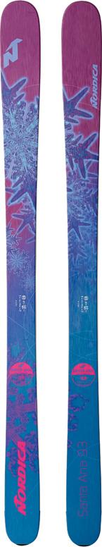 2018 Nordica Santa Ana 93 Women's Skis