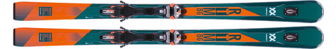 2018 Volkl RTM 86 Skis