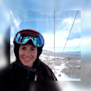 Ali Berlin Ski Tester Headshot Image