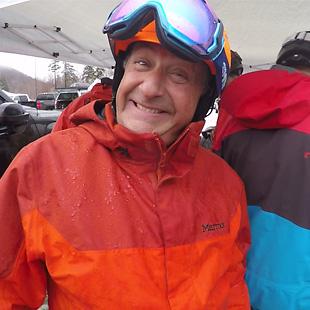 Benny Wax Ski Tester Headshot Image