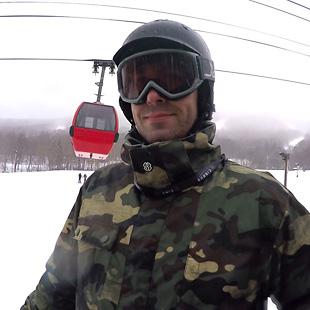 Bob St. Pierre Ski Tester Headshot Image