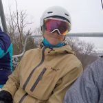 Carly Monahan Ski Tester Headshot Image