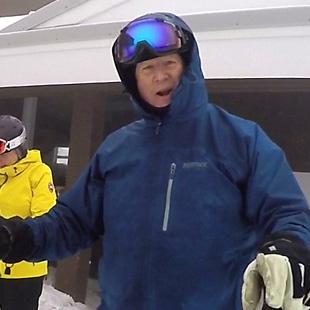 David Wolfgang Ski Tester Headshot Image