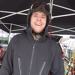 Jake Goss Ski Tester Headshot Image