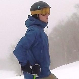 James Stewart Ski Tester Headshot Image