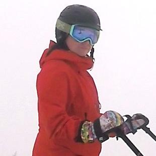 Julia Gill Ski Tester Headshot Image