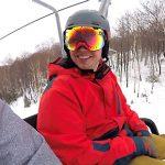 Justin Perry Ski Tester Headshot Image