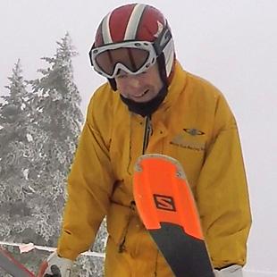 Michael Rooney Ski Tester Headshot Image