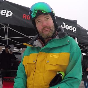 Mike Thomas Ski Tester Headshot Image