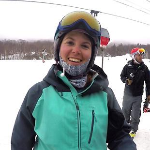 Tami Razinger Ski Tester Profile Photo