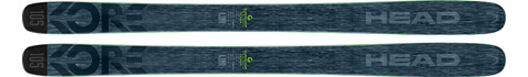 2018 Head Kore 105 Skis