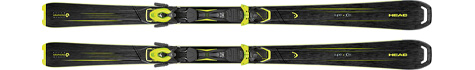 2018 Head Super Joy Women's Skis