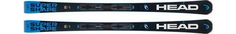2018 Head Supershape i.Titan Skis