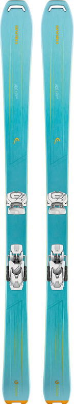 2018 Head Wild Joy Women's Skis
