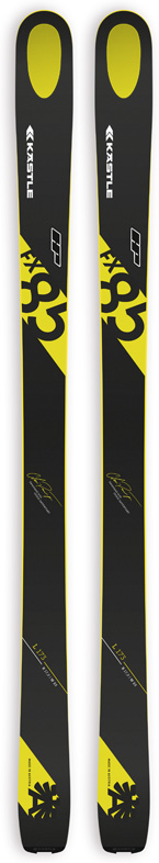 2018 Kastle FX 85 HP Skis
