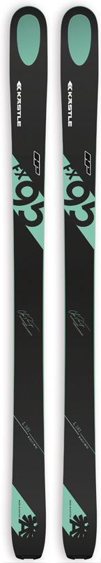 2018 Kastle FX 95 HP Skis