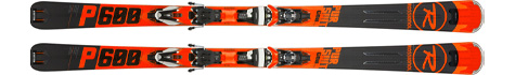 2018 Rossignol Pursuit 600 CAM Skis