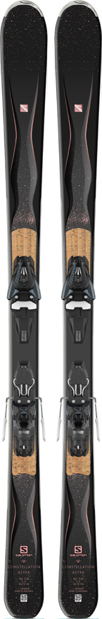 2018 Salomon Astra Women's Skis