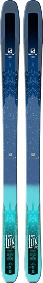 Salomon QST Lux 92 Women's Skis 2018