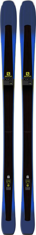 2018 Salomon XDR 80 Ti Skis
