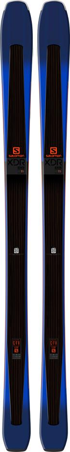 2018 Salomon XDR 88 Ti Skis