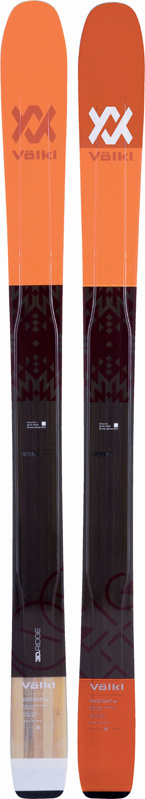 2018 Volkl 100Eight W Women's Skis