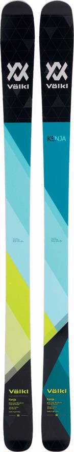 2018 Volkl Kenja Women's Skis