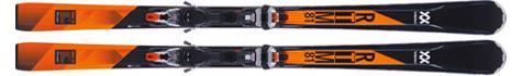 2018 Volkl RTM 81 Skis