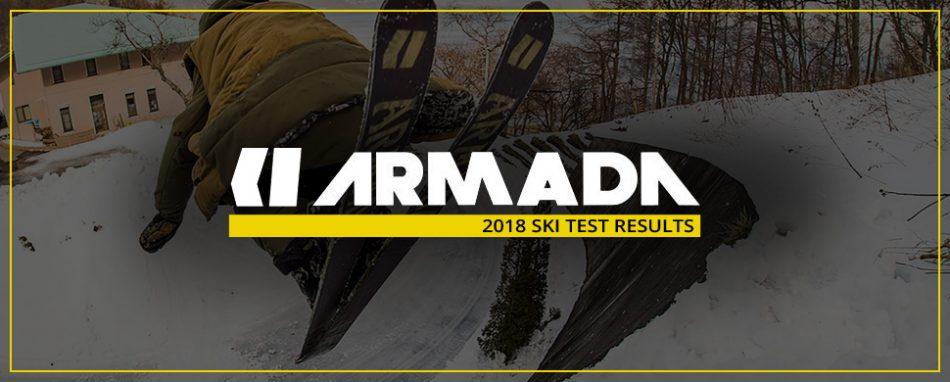 Skiessentials.com 2018 Ski Test: Armada Skis