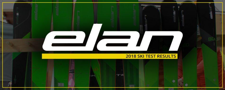 Skiessentials.com 2018 Ski Test: Elan Skis