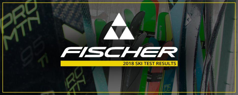Skiessentials.com 2018 Ski Test: Fischer Skis