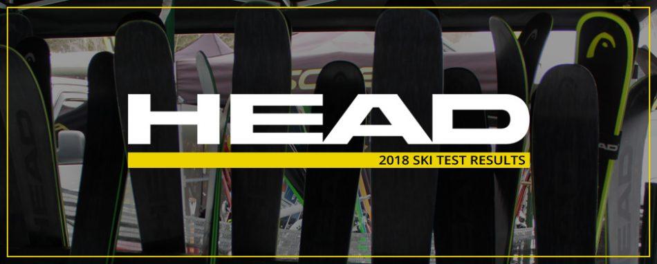 Skiessentials.com 2018 Ski Test: Head Skis