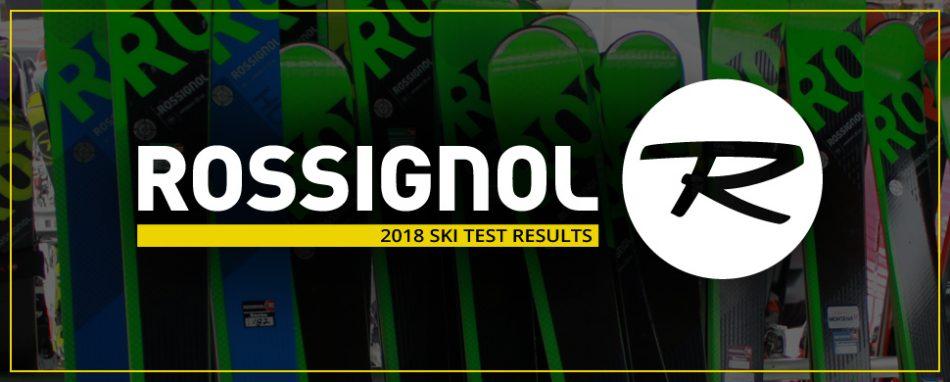 Skiessentials.com 2018 Ski Test: Rossignol Skis
