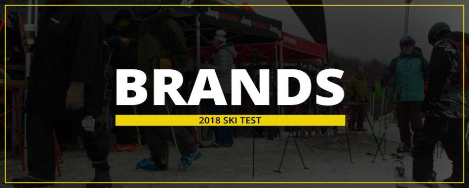 Skiessentials.com 2018 Ski Test: View All Brands