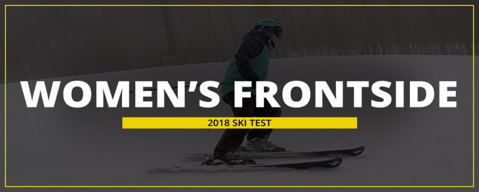 Skiessentials.com 2018 Ski Test: Women's Frontside Skis