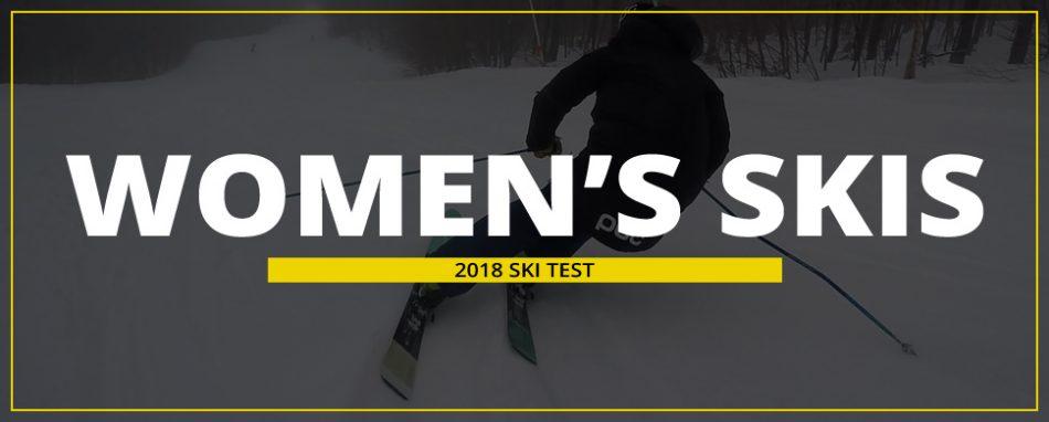 Skiessentials.com 2018 Ski Test: Women's Skis