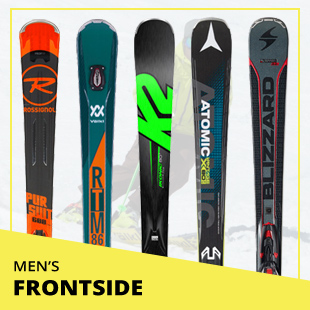 Browse 2018 Ski Test by Category: Men's Frontside Skis