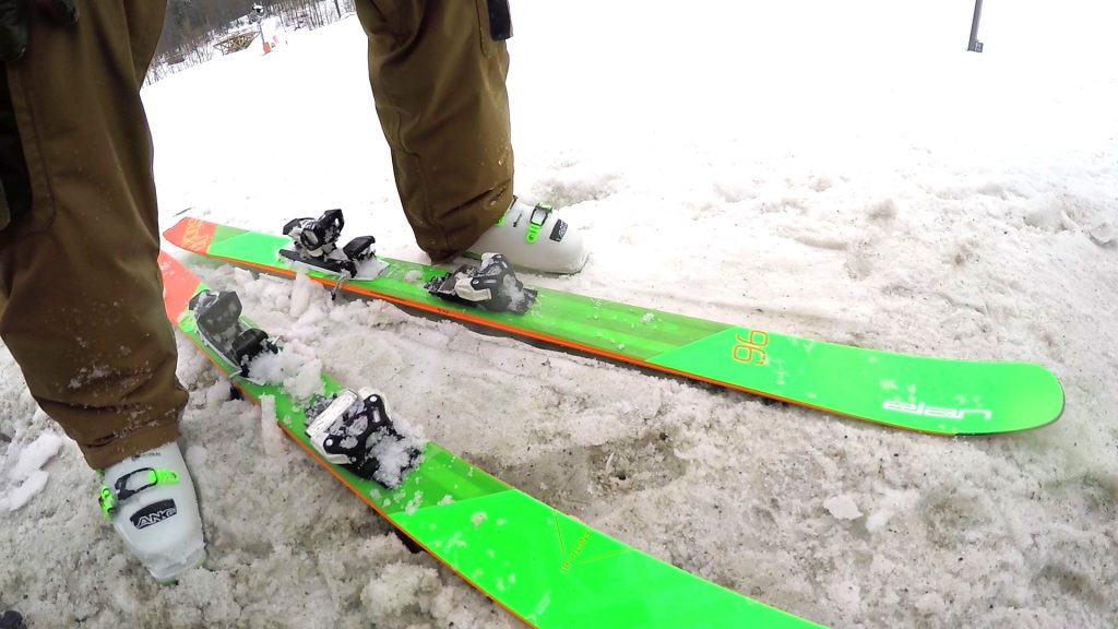 2018 Elan Ripstick 96 Skis 2018 Ski Test