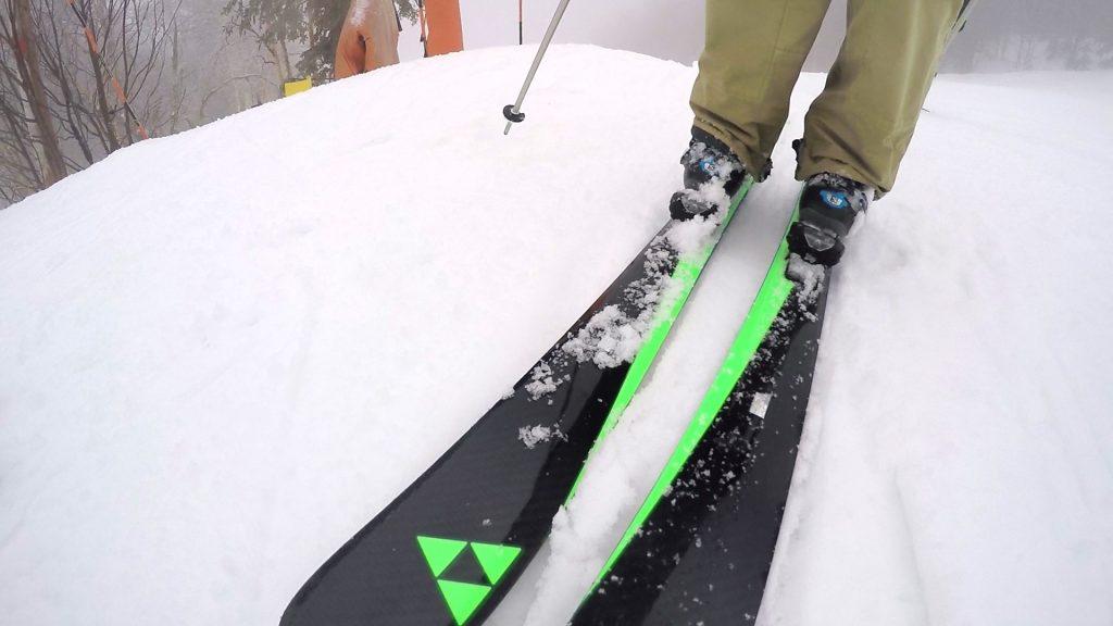2018 Fischer Ranger 98 Ti Skis – 2018 Ski Test 2eccd339b