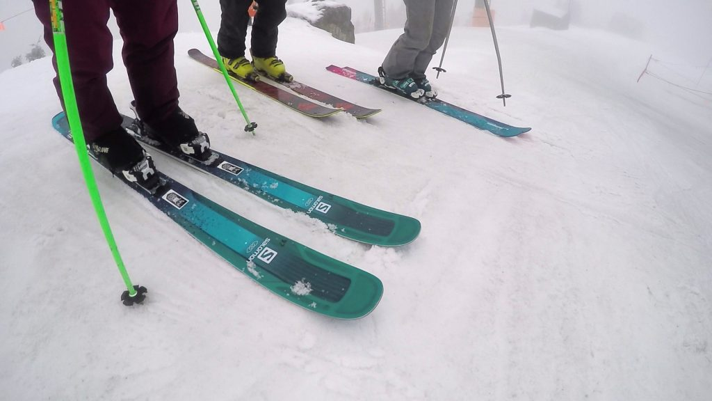 nouveau produit 0d27a e2ba6 2018 Salomon QST Lumen 99 Women's Skis – 2018 Ski Test