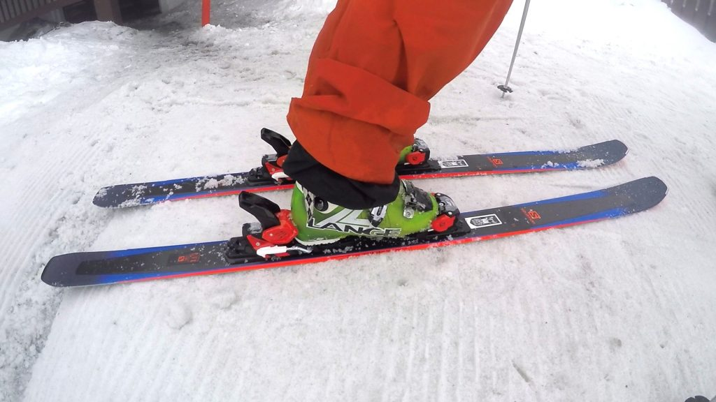 Test ski Salomon X Wing 6 2011 : Test, avis comparatif
